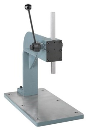 Manual Arbor Press with 1/8th ton force capacity