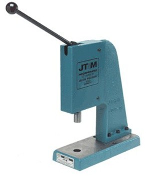2 Ton Manual Arbor Press from Janesville Tool