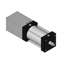 "3"" Pneumatic Cylinder for Arbor Press"