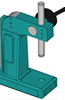 ILP-500 Precision Assembly Manual Benchtop Lever Press