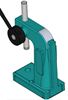 ILP-500 1/2 Ton Precision Assembly Hand Lever Press