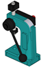 ILP-500-FS Precision Assembly Manual Benchtop Lever Press