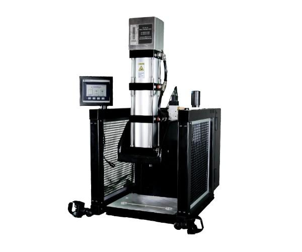 P-8302 2 1/4 Ton 2 Stage Pneumatic Arbor C Frame Press | USA made ...