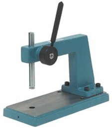 DT-500 1/4 Ton Manual Precision Deep Throat Hand Lever Press - Base Model