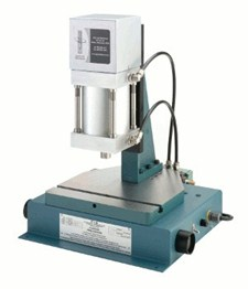 A-3235 1 Ton 2 Stage Adjustable Precision Pneumatic Press