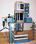 Turnkey Air Press with Load Cell for Force Monitoring