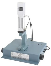 Pneumatic press for stamping